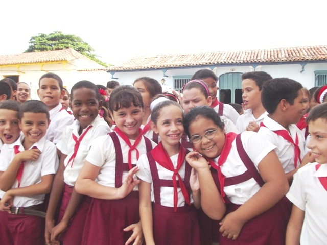 Asambleas Pioneriles: Tienen la palabra los más pequeños en Cuba