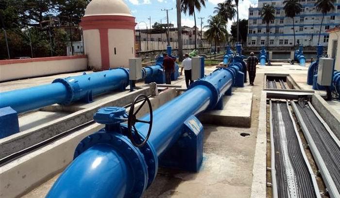 Informa Aguas de La Habana sobre afectaciones en el servicio