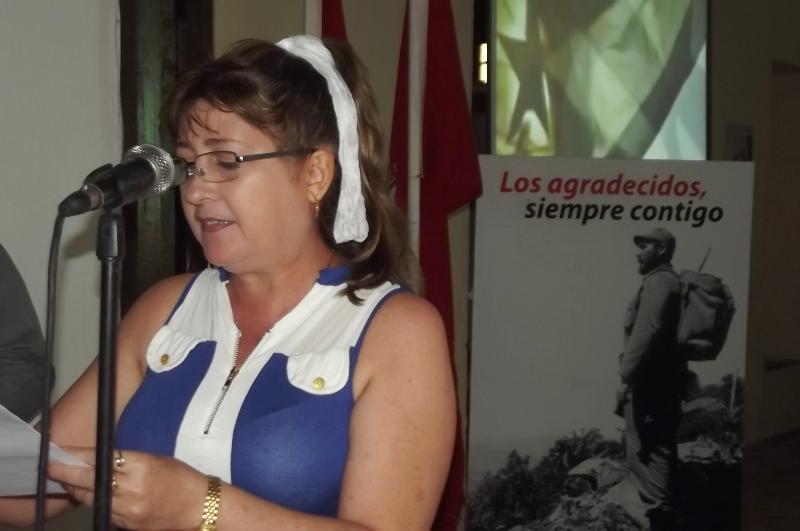 Los camagüeyanos siempre con Fidel