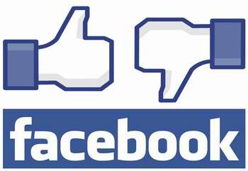 En Facebook los internautas tienen la posibilidad de compartir y dar