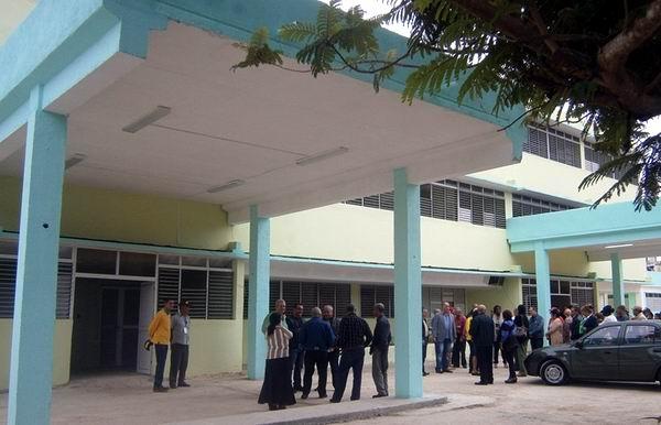 Como nuevo policlínico Ernesto Guevara en Cienfuegos. Foto: Mireya Ojeda