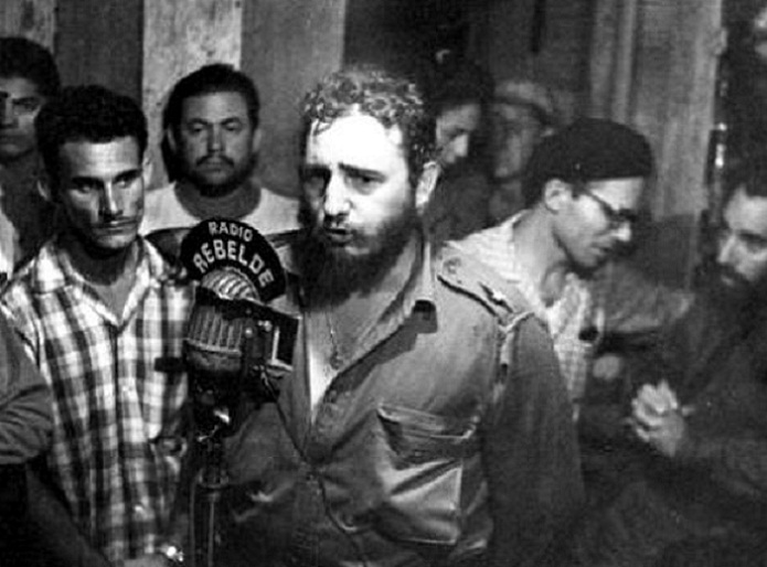 Fidel Castro: Denuncia a la dictadura batistiana (+Audio)