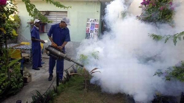 Acometen acciones en Santiago de Cuba contra el Aedes Aegypti