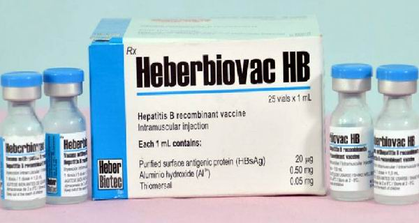 Expone Cuba resultados satisfactorios con la aplicación de la vacuna Heber-Biovac Hb