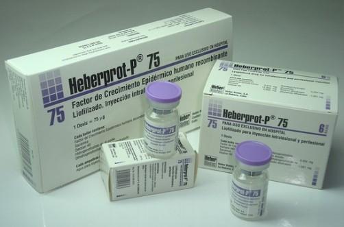 Emplean con éxito en Dominicana el biofármaco cubano Heberprot-P
