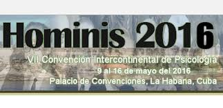 Convención Internacional de Psicología Hominis 2016