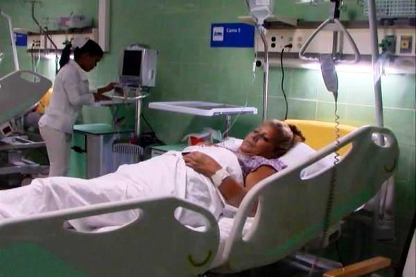 Nuevas salas de Hematolog�a, Geriatr�a y Cuidados Intermedios en Matanzas