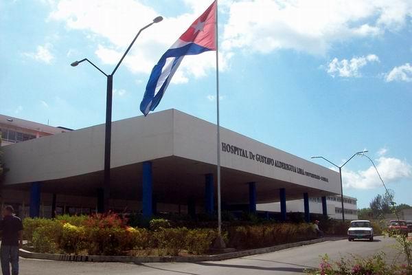 Hospital cienfueguero celebra los 40 años de inaugurado por Fidel