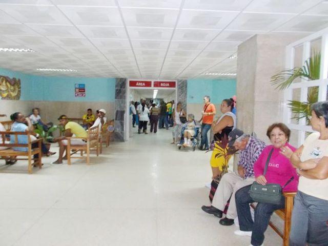 Favorecen servicios de urgencias médicas en hospital provincial de Camagüey