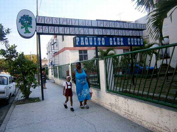 El bloqueo y su impacto en los hospitales pedi�tricos cubanos