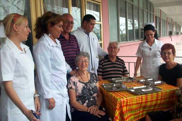 Hospital Geriátrico de Día en Cienfuegos. Foto Mireya Ojeda