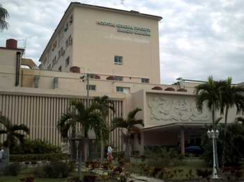 Hospital Nacional de Cuba