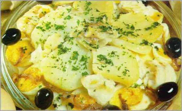 La Receta de Hoy: �Fricas� de huevos a la portuguesa!