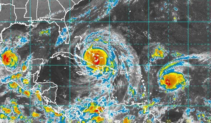 Huracán Irma EN VIVO se acerca a Florida - EEUU