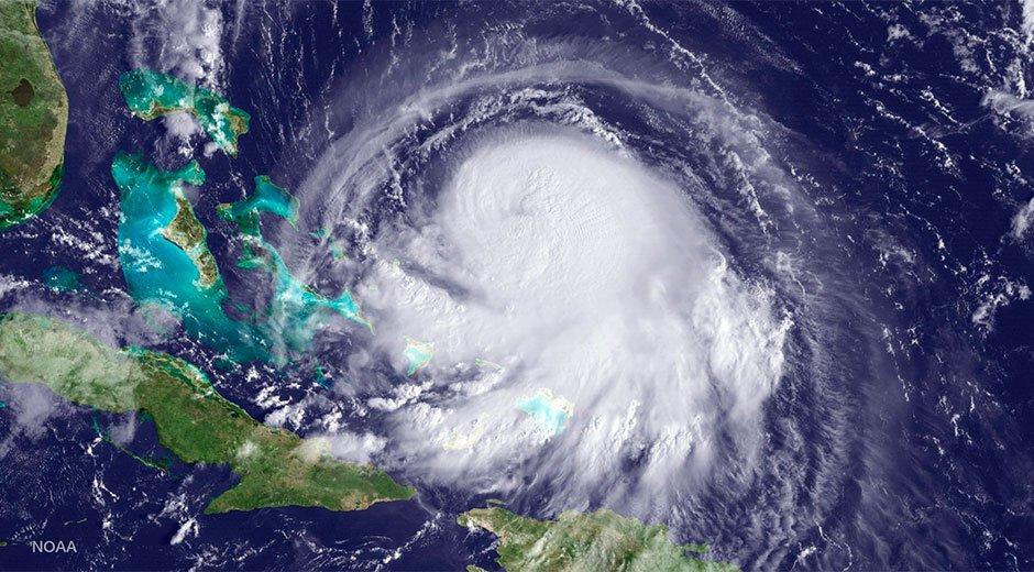 El hurac�n Joaqu�n se convirti� en el m�s intenso de la actual temporada