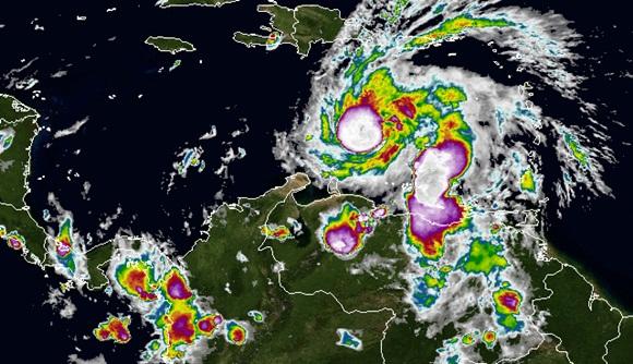 Alerta Santiago de Cuba ante avance del huracán Matthew