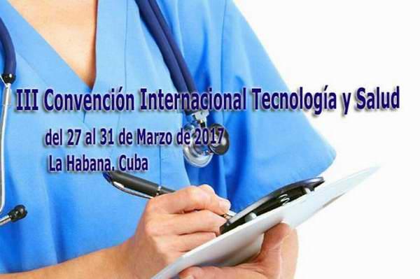 Sesionará III Convención Internacional de Tecnología y Salud (+Audio)