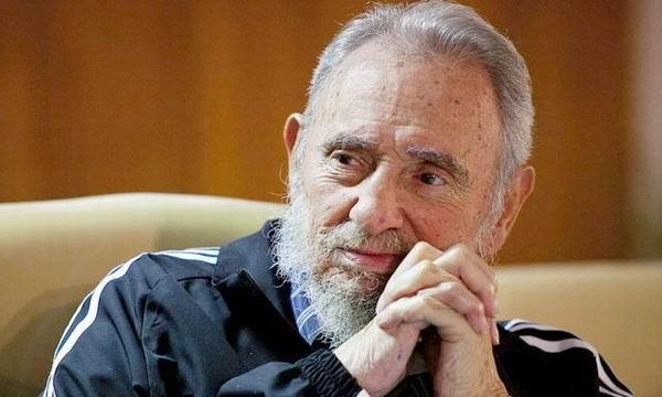 Otorgan a Fidel distinción mexicana. Foto: Estudios Revolución