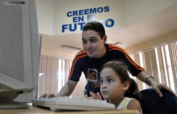 Informatización cubana, más temprano que tarde