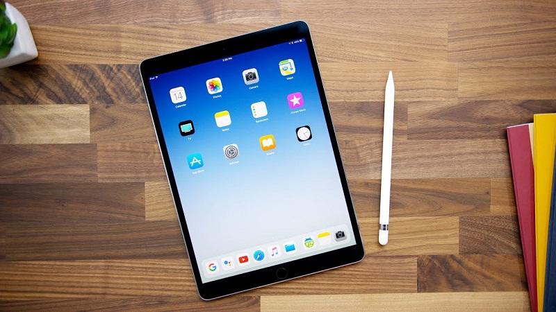Apple dominó el mercado de las tablets, al menos durante 2017