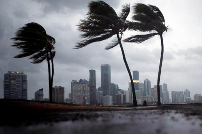 The Hurricanes and the Climate Change