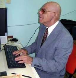 Jesús Dueña Becerra, miembro honorario de la Escuela Romana de Rorschach