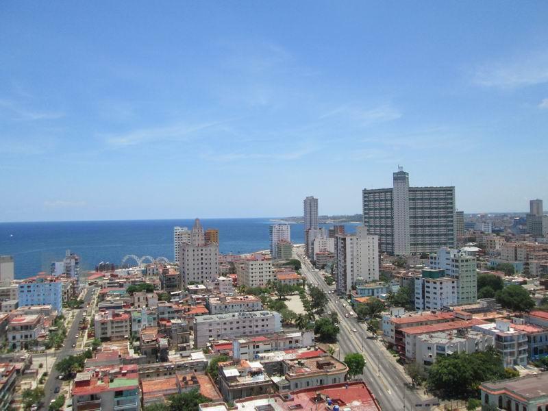 El tiempo en Cuba para el 15 de mayo de 2016