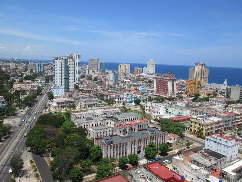 El tiempo en Cuba para el 14 de mayo de 2016