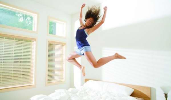 ¿Cómo levantarnos con más energía?