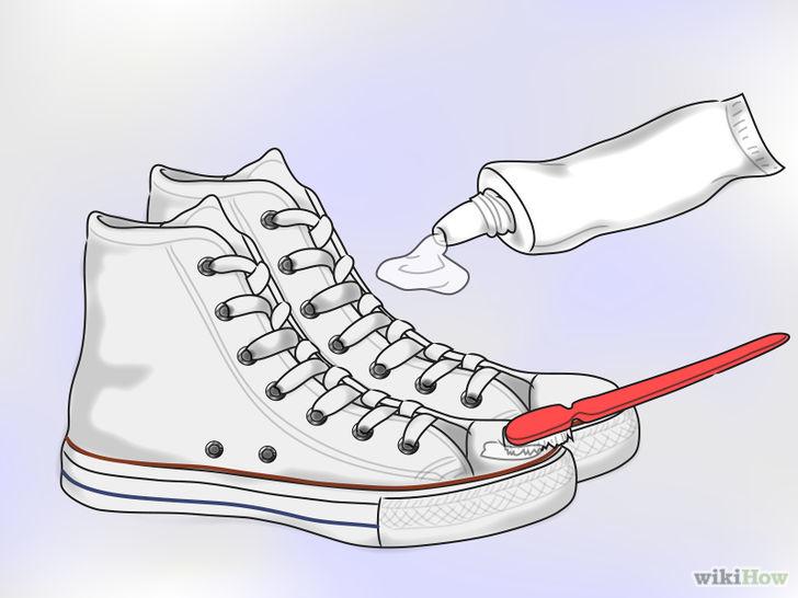 Quitar Las Zapatillas Goma Manchas Tus De Para SzpqMVU