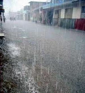 Pronostican lluvias para el occidente y centro del país