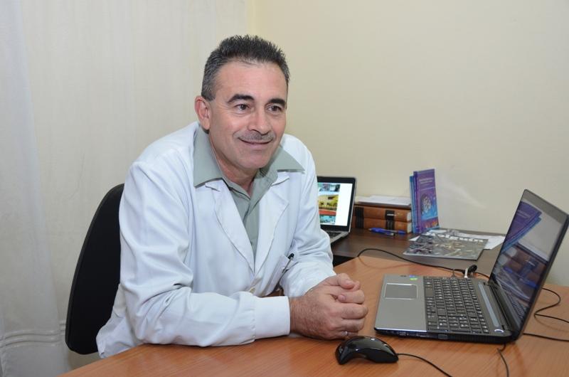 Doctor Luis Velázquez Pérez, titular de la Academia de Ciencias de Cuba. Foto: Pujol