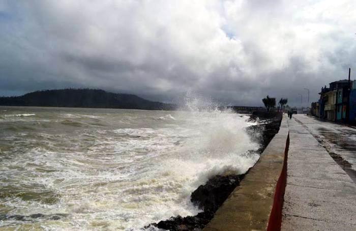 Mantienen vigilancia sobre situación meteorológica en el oriente cubano