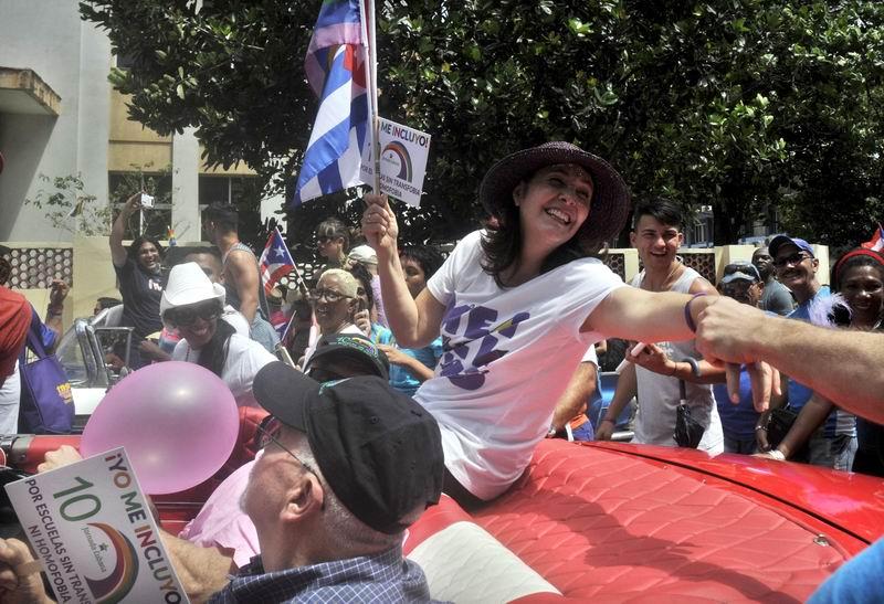 Una década contra la homofobia y la transfobia. Foto: Oriol de la Cruz
