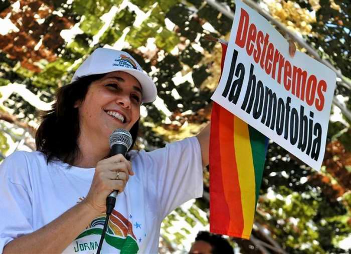 En mayo, jornada cubana contra la homofobia