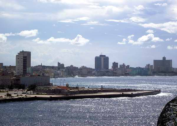 El tiempo en Cuba para el 6 de marzo de 2013