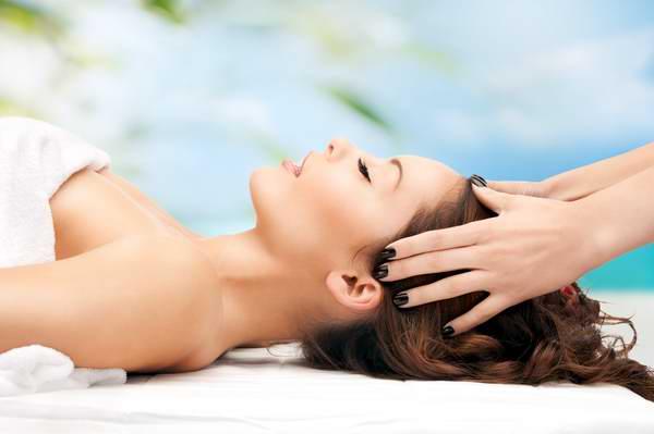 Trucos para un correcto masaje capilar