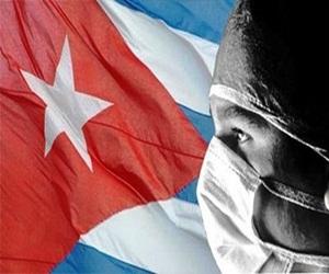 M�dico cubano con �bola evoluciona positivamente