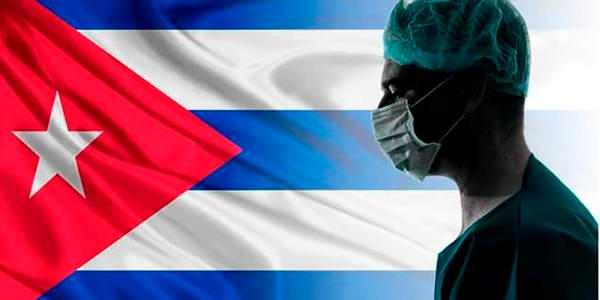 Reciben médicos cubanos premio Héroes de la Pandemia