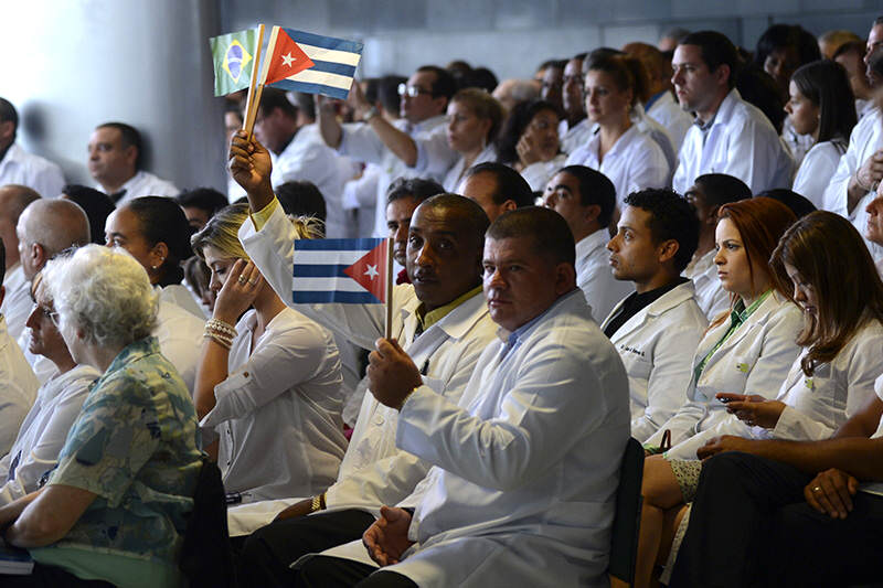 En Audio: La medicina cubana es motivo de orgullo y de esfuerzo