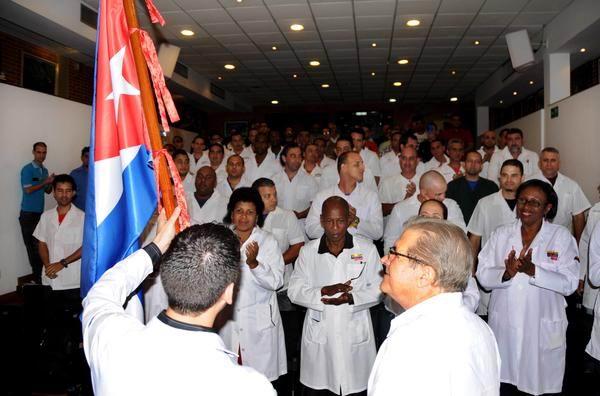 Reforzar� brigada m�dica cubana asistencia sanitaria a poblaci�n venezolana