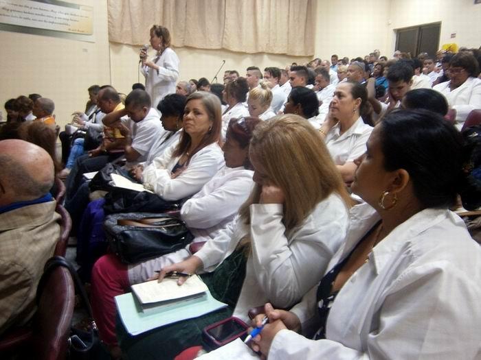 Viceministra de Salud en Cuba reconoce resultados de Cienfuegos