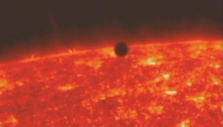Planeta Mercurio pasará por delante del Sol