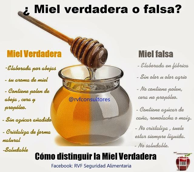Miel con canela para la salud (+ Infograf�a)