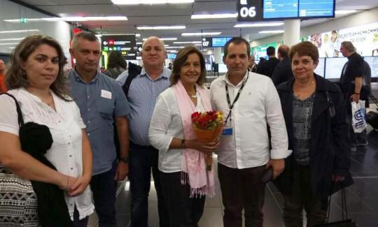 Tabaré Vázquez promovió el desarme nuclear