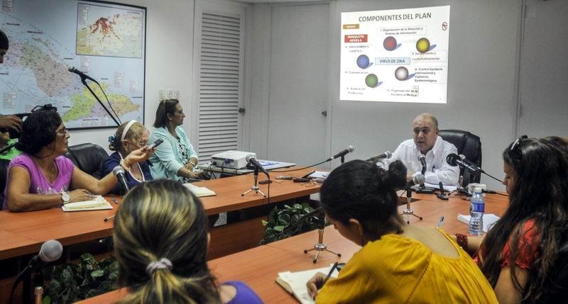Presenta MINSAP plan de acción para enfrentar al mosquito Aedes aegypti y albopictus (+Audio)