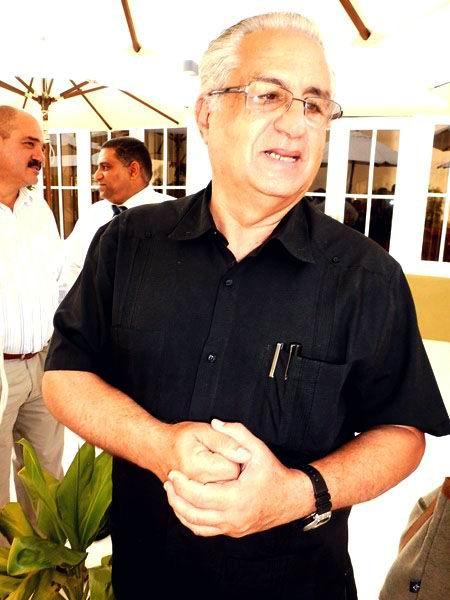 Doctor en Ciencias Nelson Espinosa, director de la Oficina Técnica de Ozono