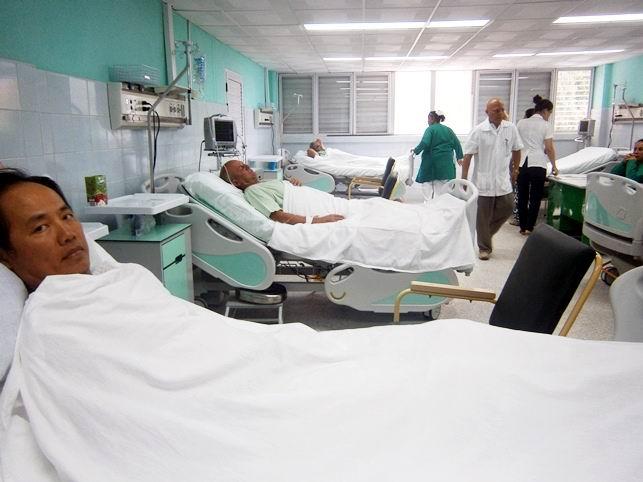 Hospital cienfueguero de referencia informática