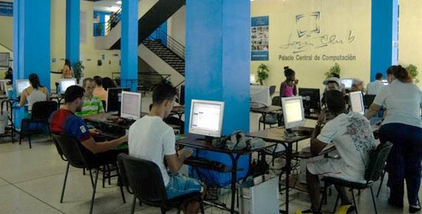 Palacio de Computación, más cerca de la familia pinareña