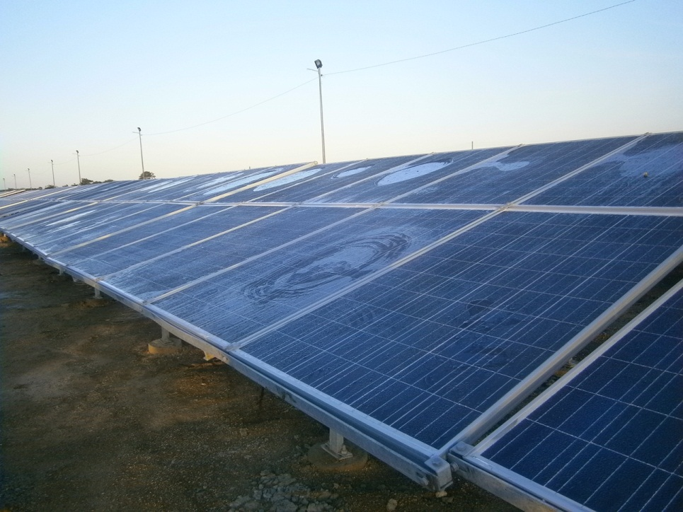 En fase de puesta en marcha Parque Solar Fotovoltaico de Palmira